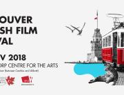 Vancouver turkish Film Festival 2018 vtff.ca