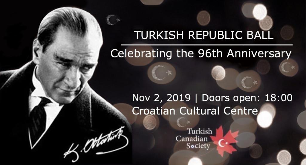 Celebration of the Turkish Republic Day